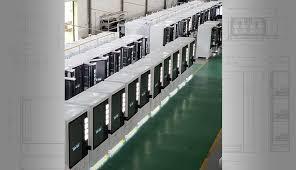 Vending Machine Factory Fascinating Custom Vending Machine Design Manufacturing Digital Media Vending