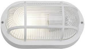 Bolcom Bullseye Lamp Wit E27 Waterdicht Ook Voor Buiten
