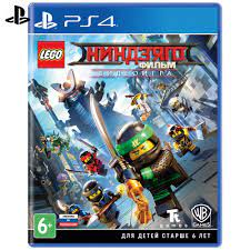 Games Deals playstation 1CSC20002945 Video sony ps4 CD 4 LEGO Ninjago Movie  Video Game Russian subtitles|Game Deals