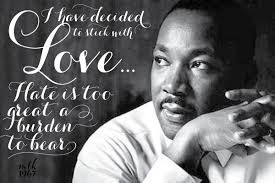 Martin Luther King Jr Quotes About Love Awesome MartinlutherkingjrquotesIhavedecidedtostickwithlove
