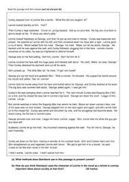 past essay questions of mice and men term paper academic service past essay questions of mice and men