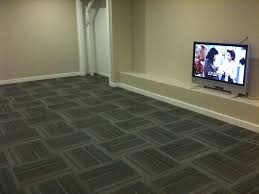 Small Picture Bright Inspiration Best Carpet Tiles For Basement For Designs