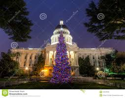 Royalty-Free Stock Photo. Download Capitol Christmas Tree ...
