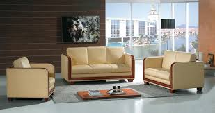Contemporary Living Room Furniture Sofa Set