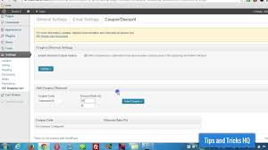 wordpress shopping carts how to use discount coupon in the wordpress shopping cart plugin