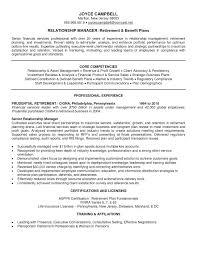 Resume Content Management Resume