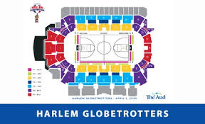 Seating Charts The Aud