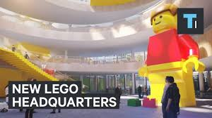 lego head office. New Lego Headquarters Design In Denmark Looks Amazing Head Office YouTube