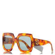 gucci 0053s. gucci square frame gg 0053s sunglasses havana gucci 0053s