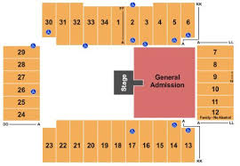 Fargodome Tickets And Fargodome Seating Chart Buy