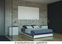 Clean Bedroom With Blank White Banner Clean Bedroom Interior Blank Cool How To Clean Bedroom Walls