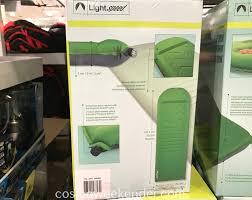 Costco Light Speed Lightspeed Self Inflating Sleep Pad With Flexform Costco