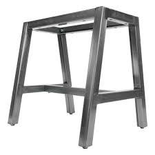 Metal Dining Table Legs By Symmetry Hardware Steel Table Legs By