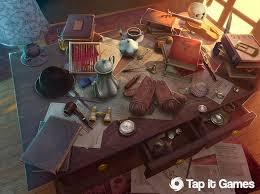 Find lost, stolen, or hidden artifacts and work through puzzles. Hidden Object Puzzle Adventure Ewa Zaremba
