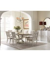 expandable furniture. Rachael Ray Cinema Round Expandable Dining Furniture Collection Y