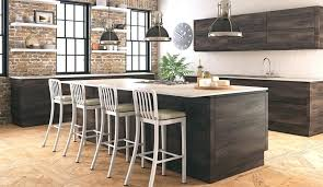 mobile kitchen island modern rustic kitchen decor with wonderful mobile island with seating and exposed brick mobile kitchen island