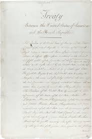 book critique louisiana purchase writework the original treaty of the louisiana purchase