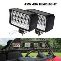 Wholesale Rectangle <b>Led</b> Tractor Work Lights for Resale - Group ...