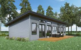 modern home plans modern prefab home