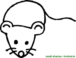 Small Picture Free Mouse coloring pages
