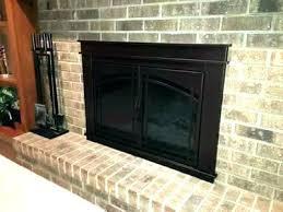 small fireplace doors window screen medium size of screens plow adjule pleasant hearth fenwick glass