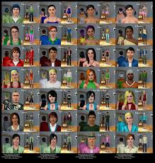 TDWT Cast,Sims Style! - Total Drama World Tour Photo (30904406) - Fanpop -  Page 9