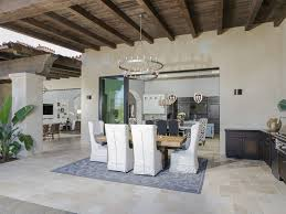 Outdoor Kitchens San Diego Mediterranean Porch With Exterior Tile Floors Wrap Around Porch