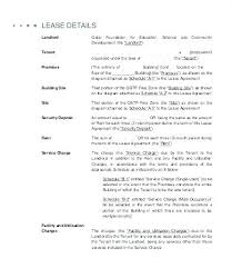 One Page Lease Agreement One Page Lease Agreement Template For Download Non