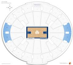 Joyce Center Seating Chart Joyce Center Notre Dame Seating Guide Rateyourseats Com