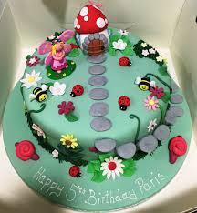 Small Picture Fairy garden cake fairy birthday cakes Pinterest Fairy