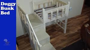 dog bunk bed you diy pet bunk bed plans