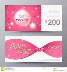 gift voucher template promotion card coupon design stock vector gift voucher template promotion card coupon design royalty stock photo