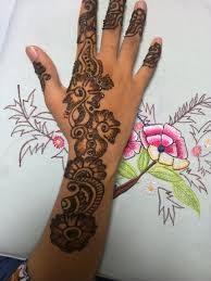 Arabic Mehndi Designs Images 2012