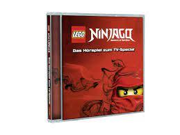 Lego Ninjago: Meister des Spinjitzu - Das Hörspiel zum TV-Special - Lego Ninjago  Hörspiel: Amazon.de: Musik-CDs & Vinyl