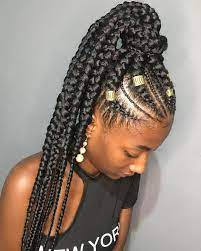 And something as cool as this. 19 Hottest Ghana Braids Ideas For 2021