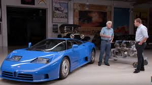 Bugatti offered the eb110 in the model variants eb 110 gt (gran turismo) and a little later the lighter and stronger variant eb110 s (super sport, later called ss). Before The Veyron There Was The Eb110 Jay Leno Looks Back At Bugatti History