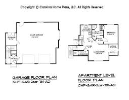 Small Budget GarageApartment Plan GAR1430AD Sq Ft  Small Garage With Apartment Floor Plans