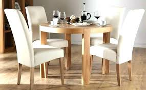 oak and cream dining table cream round kitchen table 4 dining room chairs dining chairs for