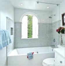 half glass door bathtub tub shower combo doors a fresh hardware