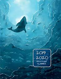 Hourly Planner 2020 2019 2020 15 Months Ocean Whales Gratitude Journal Daily Planner Academic Hourly Organizer In 15 Minute Interval Appointment Calendar With Address