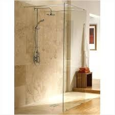 shower panels enclosures new walk through single kohler india pan sizes base with bench best bathroom