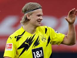Born 21 july 2000) is a norwegian professional footballer who plays as a striker for bundesliga club borussia dortmund and the norway national team.a prolific goalscorer, haaland is recognised for his pace, athleticism and strength, earning him the nickname the terminator by many of his admirers.he is considered to be one of the best strikers. Bvb Transfer Von Erling Haaland Fc Chelsea Will Zwei Spieler Tauschen Bvb 09