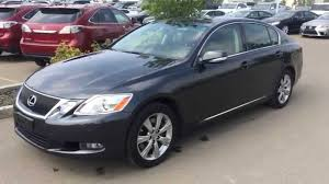 Pre Owned Grey 2010 Lexus GS 350 AWD Ultra Premim Package Review ...