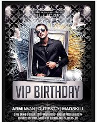 Party Flyer Creator Birthday Party Flyer Maker Template All White Flyers On Business