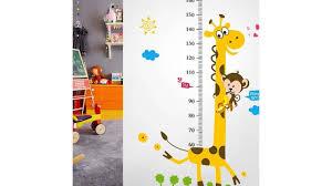Jungle Animals Wallpaper Baby Girl Boy Nursery Children Safari Bedroom Kids Zoo Room Zebra Elephant Tiger Buy Cartoon Wall Stickersenvironmental