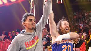 NBA-Star Trae Young erzürnt bei WWE SmackDown die Fans