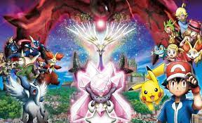 Pokemon Movie 17: Diancie and The Cocoon of Destruction (English Dubbed)  360p | 480p