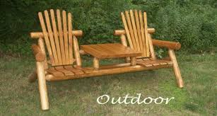 wonderful outdoor cedar log furniture rustic the advantage of using shower bench shutter sauna cabinet finish bar rocking chair