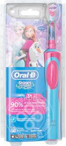 Купить Электрическая <b>зубная щетка Oral-B Stages</b> Power ...