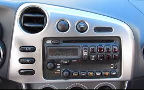 DIY: How to install aftermarket stereo for Toyota Matrix 2003 ...